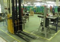 5S в производството на пластмасови изделия